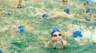 Peste 122 de kilometri înotaţi la Swimathon Cluj 2012