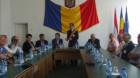 Delegaţie olandeză, la Primăria Dej