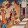 29 august – Tăierea capului Sf. Ioan Botezătorul