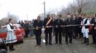 Inaugurarea drumului judeţean Mociu-Chesău