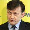 Crin Antonescu: Sînt hotărît să-l susţin pe Victor Ponta