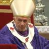 Papa le cere credincioşilor să se roage pentru el şi pentru cardinalii electori