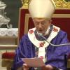 Papa ar putea decide devansarea conclavului care va alege noul Suveran Pontif