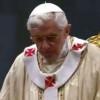Papa Benedict al XVI-lea va părăsi Vaticanul la 28 februarie, la ora 17.00