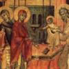 Întîmpinarea Domnului, sărbătorită pe 2 februarie