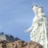 O impunătoare statuie a Fecioarei Maria a fost ridicată în Bolivia