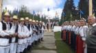 Înălţimile lui Avram Iancu au fost ,,ocupate'' de 20 de mii de participanţi la marea sărbătoare de la Fîntînele