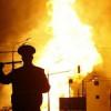Explozie și incendiu într-un bloc din Florești