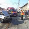 Accident cu patru victime la Someşeni