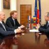 Delegaţie oficială olandeză la Primăria Cluj-Napoca