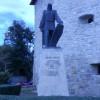 Atentat la Monumentul Baba Novac din Cluj-Napoca