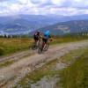O săptămînă de mountain biking în inima Carpaţilor Meridionali