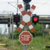 Permise de conducere pierdute… pe trecerile la nivel cu calea ferată