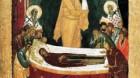 Adormirea Fecioarei în icoana lui Teofan Grecul