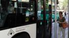 Autobuz implicat într-un accident