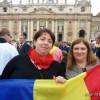 Peste 100 de clujeni au participat la ceremonia canonizării papilor Ioan al XXIII-lea şi Ioan Paul al II-lea
