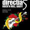 """DIRECŢIA 5 în concertul """"Rock'n roll, baby"""""""