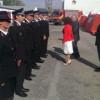 Opt pompieri clujeni au fost avansați în grad înainte de termen pentru fapte deosebite