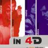 Avanpremiera şi premiera spectacolului: În 4D