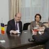 Noul ambasador al Marii Britanii la Cluj: Prima sa vizită oficială în afara Bucureştiului