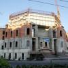 Catedrala Martirilor şi Mărturisitorilor Secolului XX a intrat într-o nouă etapă de construcţie