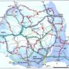 Master Planul General de Transport al României:  Doar 656 de kilometri de autostrăzi, 2.226 de kilometri de drumuri expres şi reducerea drastică a reţelei feroviare
