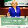 Susana Minodora Luca – vicepreşedinte de comisie la Congresul Puterilor Locale şi Regionale de la Strasbourg