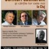 Scriitori sătmăreni la Cluj