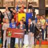 """Sportivii UBB, campioni la fotbal şi handbal la """"Euro Roma 2014″"""