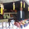 Cătinenii au sărbătorit şi roadele cîmpului în ziua Sfinţilor Mihai şi Gavril