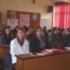 """Educaţie pentru sănătatea femeii, la Liceul Tehnologic """"C. Brâncuşi"""" din Dej"""