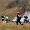 Patru dintre militarii morţi în catastrofa aviatică de la Sibiu sînt clujeni