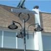 Localităţile neelectrificate din judeţul Cluj ar putea beneficia de iluminat stradal cu lămpi LED  şi panouri fotovoltaice