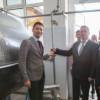 Închisă în 2013 de compania olandeză FrieslandCampina, fabrica de brînză din Țaga a fost redeschisă de AgroTransilvania Cluster