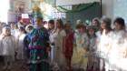 Primăria  Frata l-a însoţit pe Moş Crăciun în toate unităţile de învăţămînt ale comunei