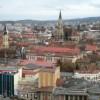 De Zilele Clujului centrul oraşului se transformă în spaţiu de distracţie şi promenadă