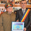 Decanul de vîrstă al veteranilor din Dej a împlinit 102 ani!