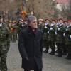 """Ministrul Mircea Duşa participă la bilanţul Diviziei 4 Infanterie """"Gemina"""""""