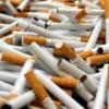 Tutun, filtre şi ţigarete confiscate de poliţişti