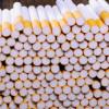 Circa 5.400 de ţigarete, confiscate de poliţiştii de la Transporturi