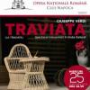 Invitaţiile Operei TRAVIATA de G. Verdi