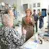 Alteța Sa Regală Principesa Moștenitoare Margareta a vizitat fabrica Farmec din Cluj-Napoca
