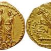 Monede Koson, din aur, recuperate din Belgia, de poliţişti