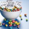 9 % din produsele alimentare au 4 E-uri în conţinut!