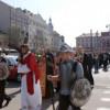 Calea Crucii prin centrul Clujului