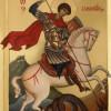 Sfîntul Gheorghe – de zece ani patron spiritual al Turzii