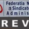 Sindicaliştii din administraţie îşi prelungesc week-endul de 1 Mai