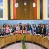 Profesori din străinătate – în vizită la Primăria Cluj-Napoca