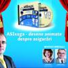 Lansare DVD ASIsaga – serial de desene animate despre asigurări, de dr. Alin T. Băiescu