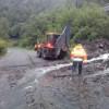 Ploile au afectat drumurile din Gura Rîșca și Măguri Răcătău